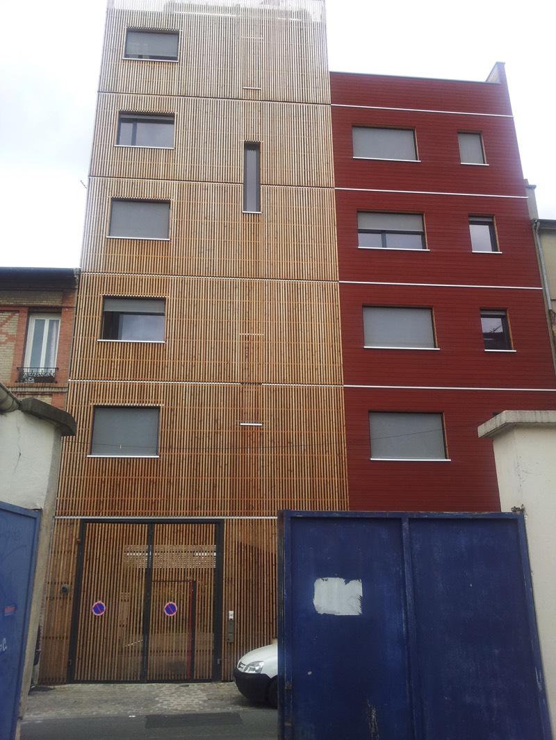 Vivre bois architecture